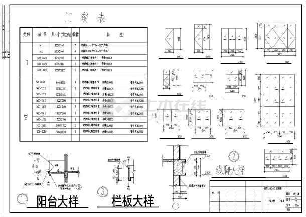 新中式3层独栋别墅建筑图纸类型(含图纸集锦)优化广联达cad多个图片