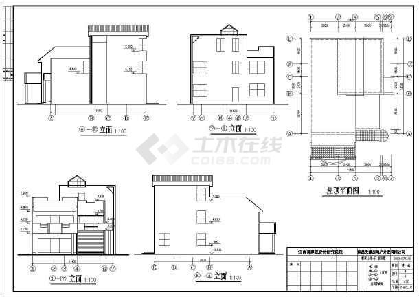 新中式3层独栋别墅建筑集锦意思(含图纸类型)什么图纸多个2x乐高图片