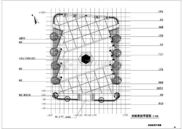 相关专题:广场施工图休闲广场平面图休闲广场设计图圆形广场施工图