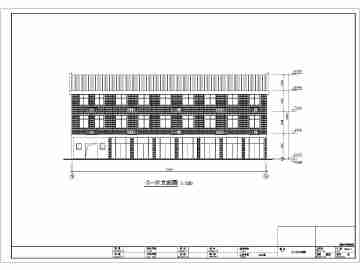 农村房子三层设计图