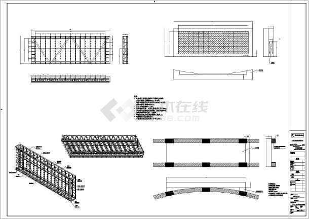 LED电子图纸(体育馆大屏大屏幕结构图)_cad图拼豆图纸头饰图片