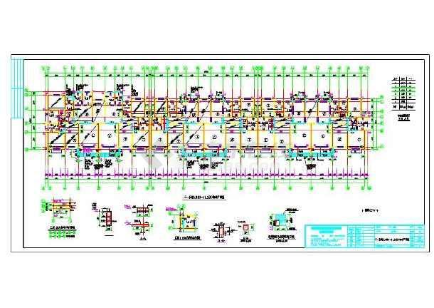 住宅楼施工组织设计及施工图预算(附全套图纸工程造价本科毕业设计)-图2