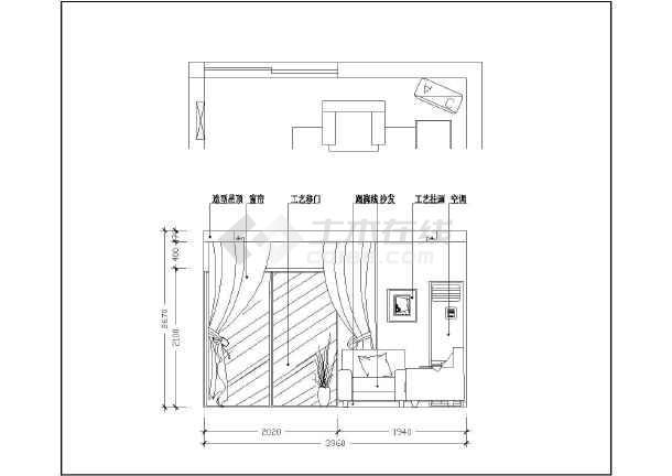 室内材质铺贴图室内天花吊顶图室内照明线路图室内插座布局图阳台
