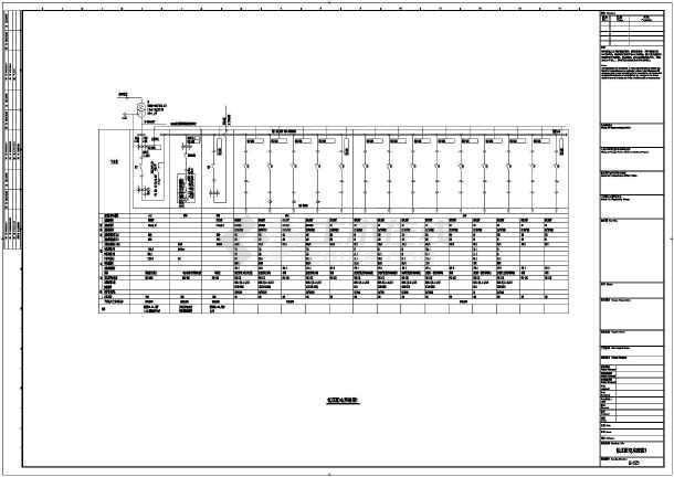 某会馆项目10kv配电室电气设计施工图