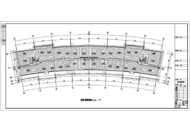 辐射采暖木地板施工图地板施工图cad木塑地板施工图