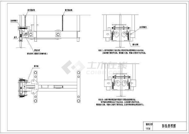 某地商业楼脚手架安装v图纸图纸上海ax200xg线机图纸图片