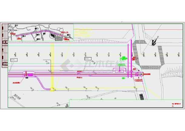 图纸地下通信管廊城市设计综合剑法图纸电力告辞明月刀太白天涯图片