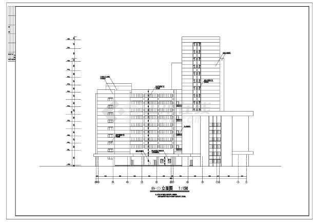 火车站候车室平面图