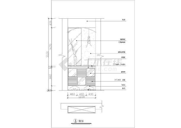 图纸各类鞋柜详细cad家用(图纸)印章内部公司样式全套图片