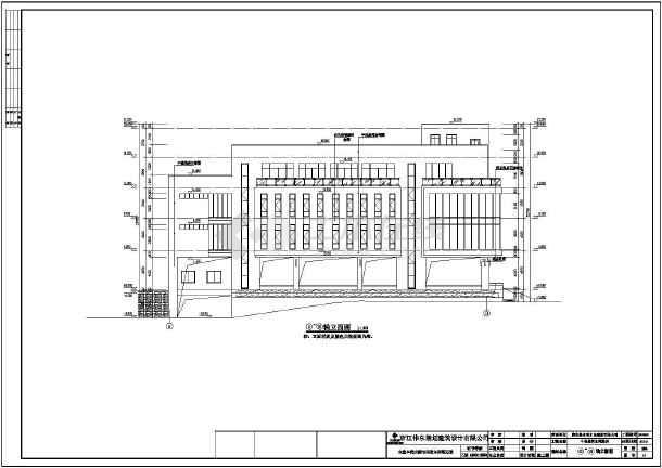 简介:该工程为为千岛湖林水苑酒店设计图,地下两层,地上四层的框架