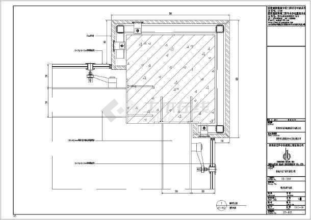 20米高钢结构观光电梯建筑设计方案