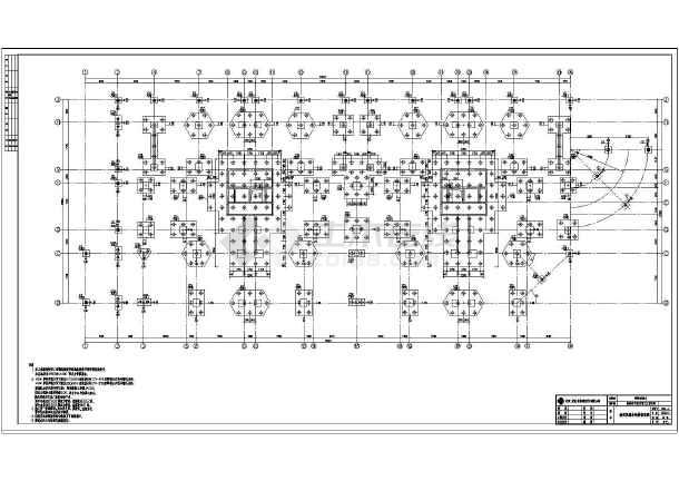 18层框剪结构高层住宅结构设计施工图