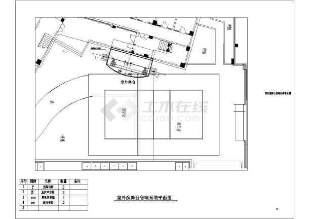 五层百货余量吊式图纸箱设计及留有_cad空调设计图纸改动商场吗都?图片