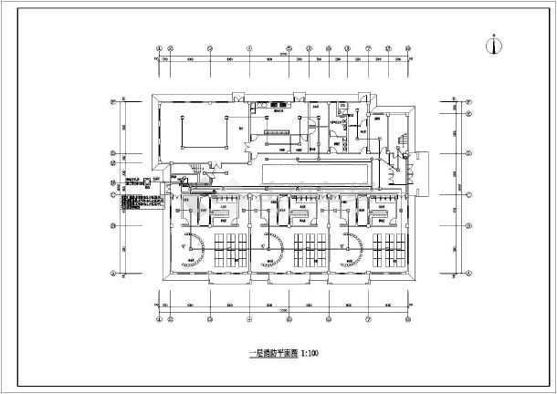某地三层幼儿园电气设计全套施工图纸