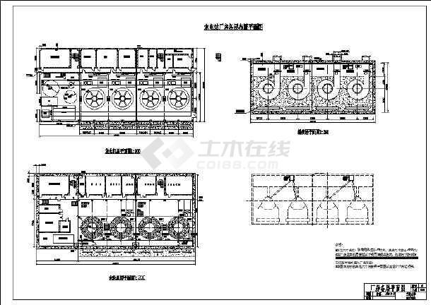 变电站图纸   电站工程   共12张立即查看 曹村水电站电气主接线图 曹