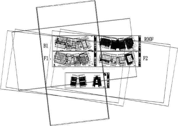 【广州】某7000平欧式装修别墅会所设计
