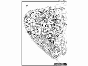 园林苗圃的规划设计图