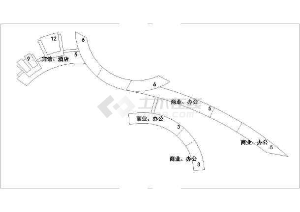 【中山】北港居住区城市设计(概念设计)小学学区常州图片