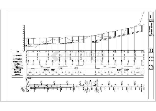 某地市政道路排水管线工程设计施工图