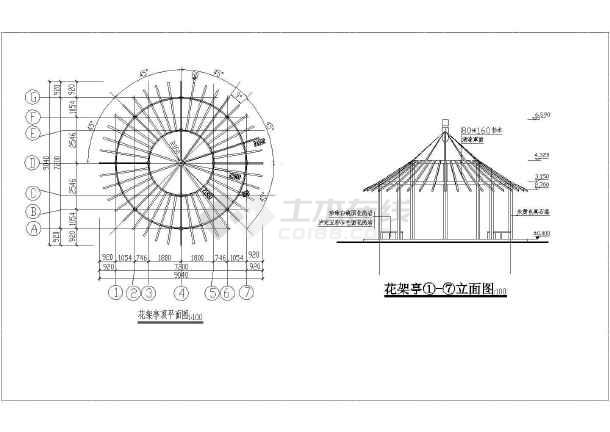 小区景观工程常见的景观小品设计(亭廊花架篇)