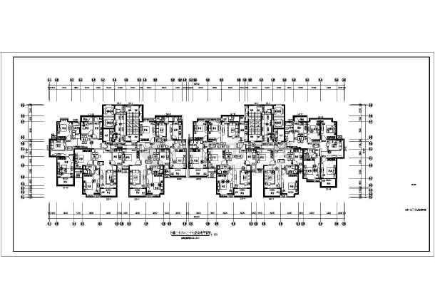 消防平面图•消防设计图•屋顶平面图•框架结构&bull
