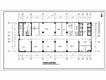 北京某行政办公楼建筑结构设计