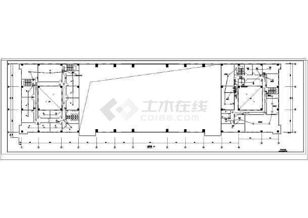 虹桥火车站出口平面图