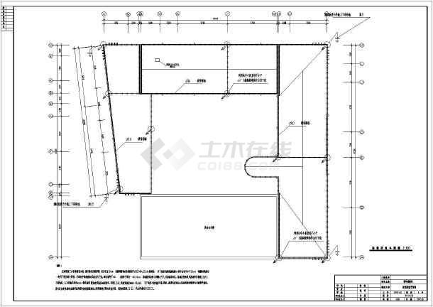 某中学一栋4层教学楼电气设计施工图_cad图纸下载图片