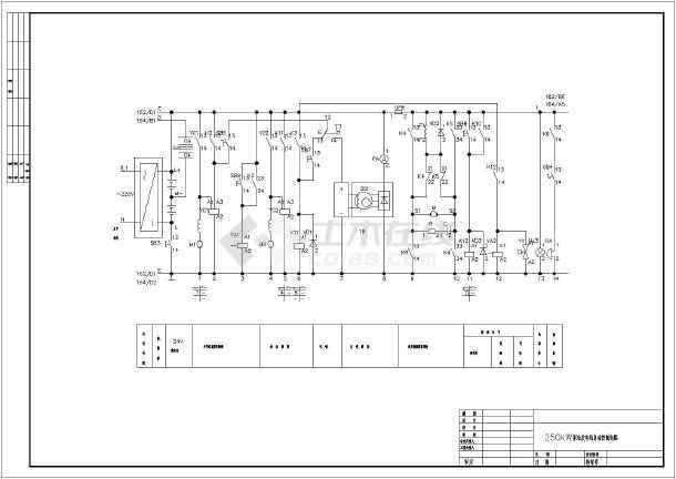 柴油发电机的原理