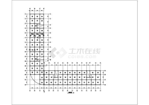 层结构框架底商住宅楼结构设计施工图_cad图cad何种树如