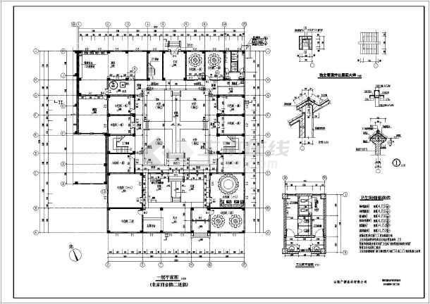 北京四合院设计平面图_四合院详细平面设计图图片