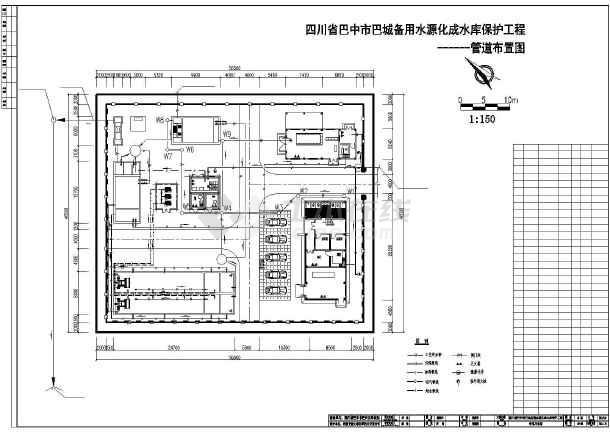 【四川】化成工程检查图纸设计施工水库保护图纸基础错误的中怎么图片