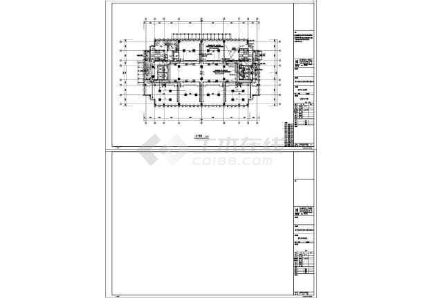某高层办公楼打印水电v高层图纸图纸cad全套怎么建筑加长图片
