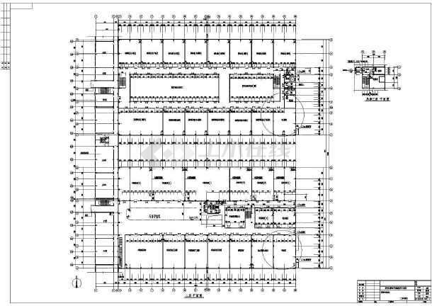 建筑设计施工图