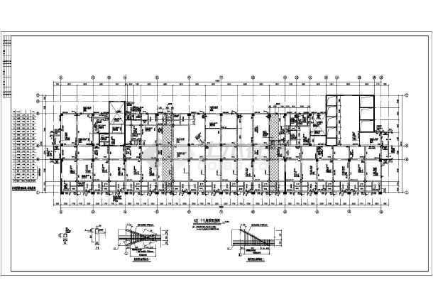 相關專題:框架結構地下室地下室結構施工圖優化框架結構施工圖鋼框架