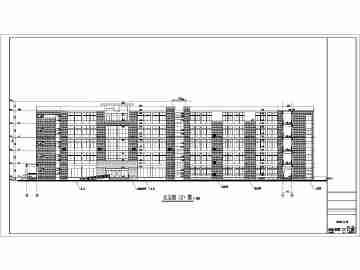 12班中学教学楼设计图