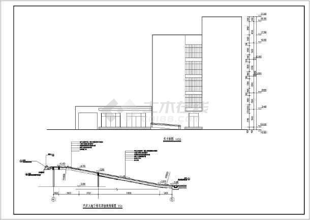 某地区小型五层门诊楼建筑设计方案图二六合无绝对片图片