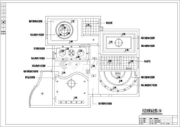 单元式6层住宅设计图展示
