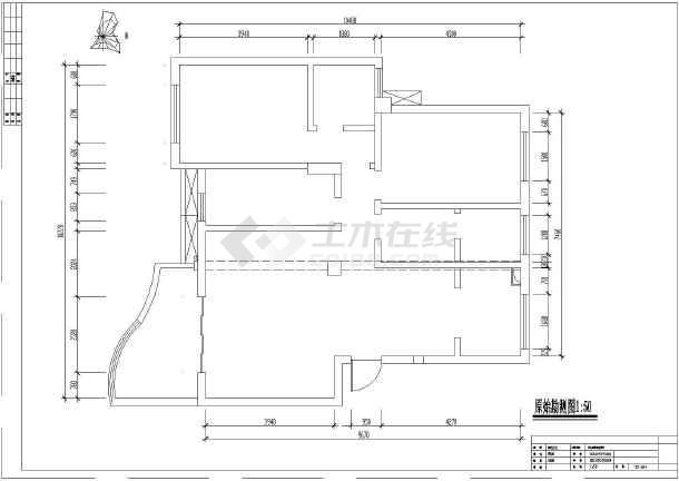 本专题为土木在线单元式多层住宅设计图专题,全部内容来自与土木在线图纸资料库精心选择与单元式多层住宅设计图相关的资料分享,土木在线为国内最大最专业的土木工程垂直站点,聚集了1700万土木工程师在线交流,土木在线伴你成长,更多单元式多层住宅设计图相关资料请访问土木在线图纸资料库!