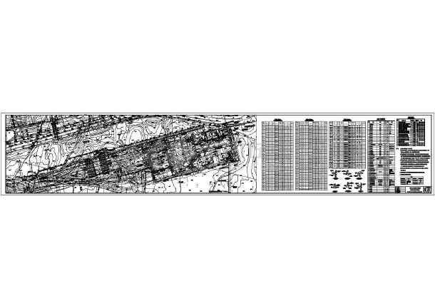 1 5号砖砌化粪池施工设计图 带配筋图 cad图纸下载 土木在线