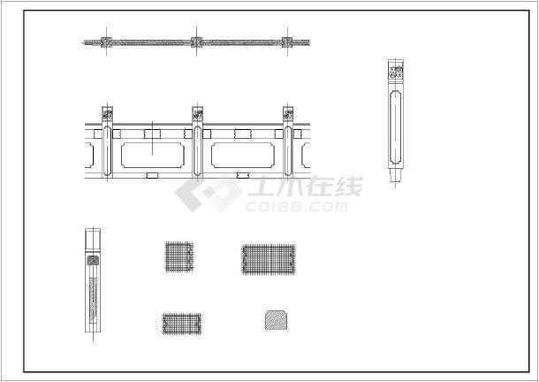 青石板图纸详细施工图_cad栏杆下载怎么把cad卸载干净图片