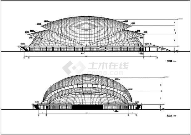 学校体育馆建筑 体育馆建筑设计 现代体育馆建筑设计 小型体育馆建筑