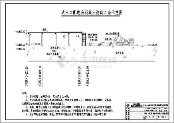 某地水电站配电房工程设计施工书籍图纸图纸船模prins.willem图片