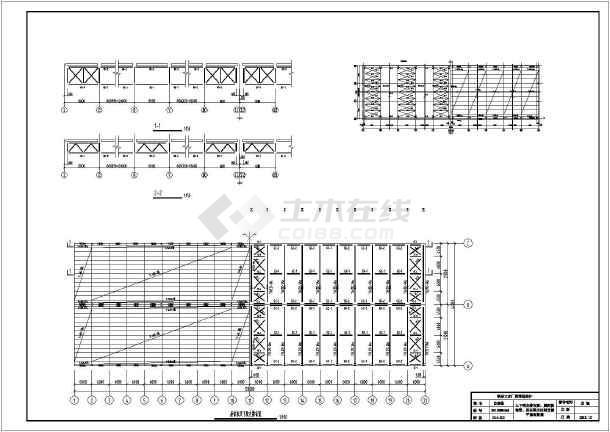 塔吊基础配筋图 设备基础配筋图