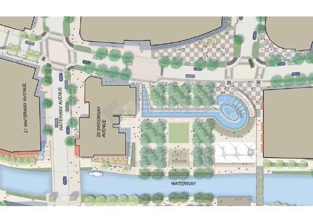 2015年最新三套国外小区景观规划设计方案欣赏