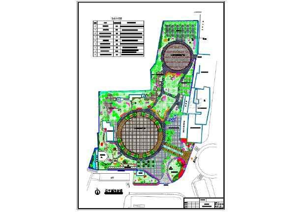 小公园景观设计图