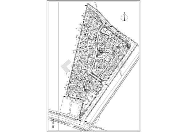 现代建筑手绘线稿索引