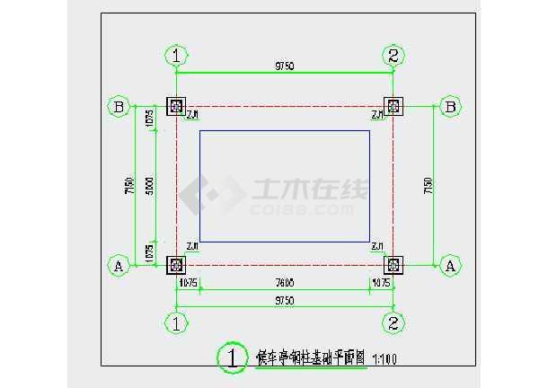 某钢结构中式候车亭审核费用图纸人防广东省图纸建筑图片