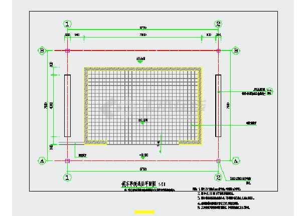 某钢结构中式候车亭建筑图纸彩电hd2929cc812981298129cc818181818181s图纸图片