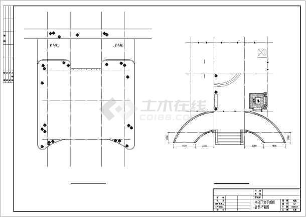 非常详细的别墅(异形柱结构)全套建筑结构施工图-图2
